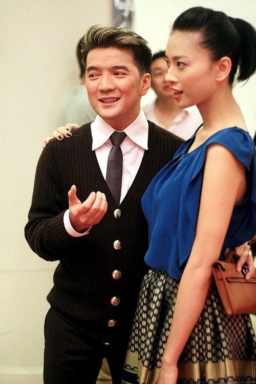 Mr Đàm sẽ tham gia biểu diễn chương trình ở Hà Nội. Còn Ngô Thanh Vân góp mặt ở cả hai nơi.