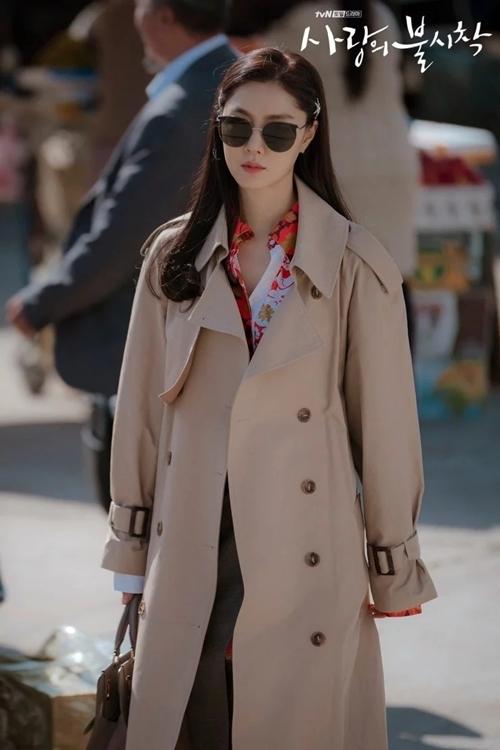Seo Ji Hye vào vai tiểu thư Bắc Triều Tiên.
